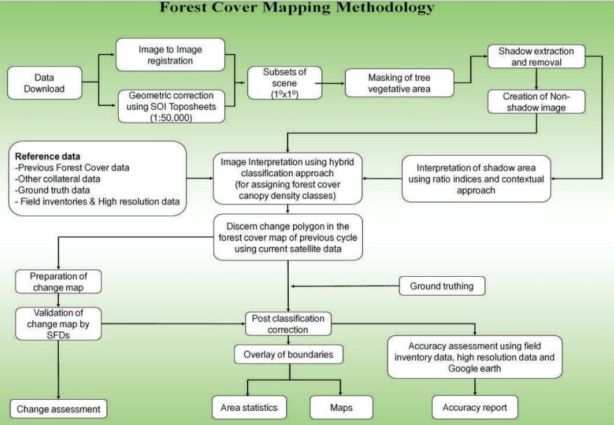 Forest Cover Classification
